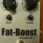 Fat Boost - Fulltone | Review