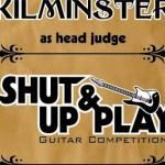 Shut Up & Play Guitar Competition