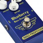 Blueberry Bass Overdrive - Mad Professor