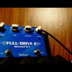 Full Drive II Mosfet - Fulltone | Review