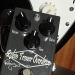 Robin Trower Overdrive - Fulltone | Review